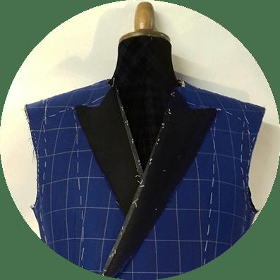 garnitur uszyty na miarę